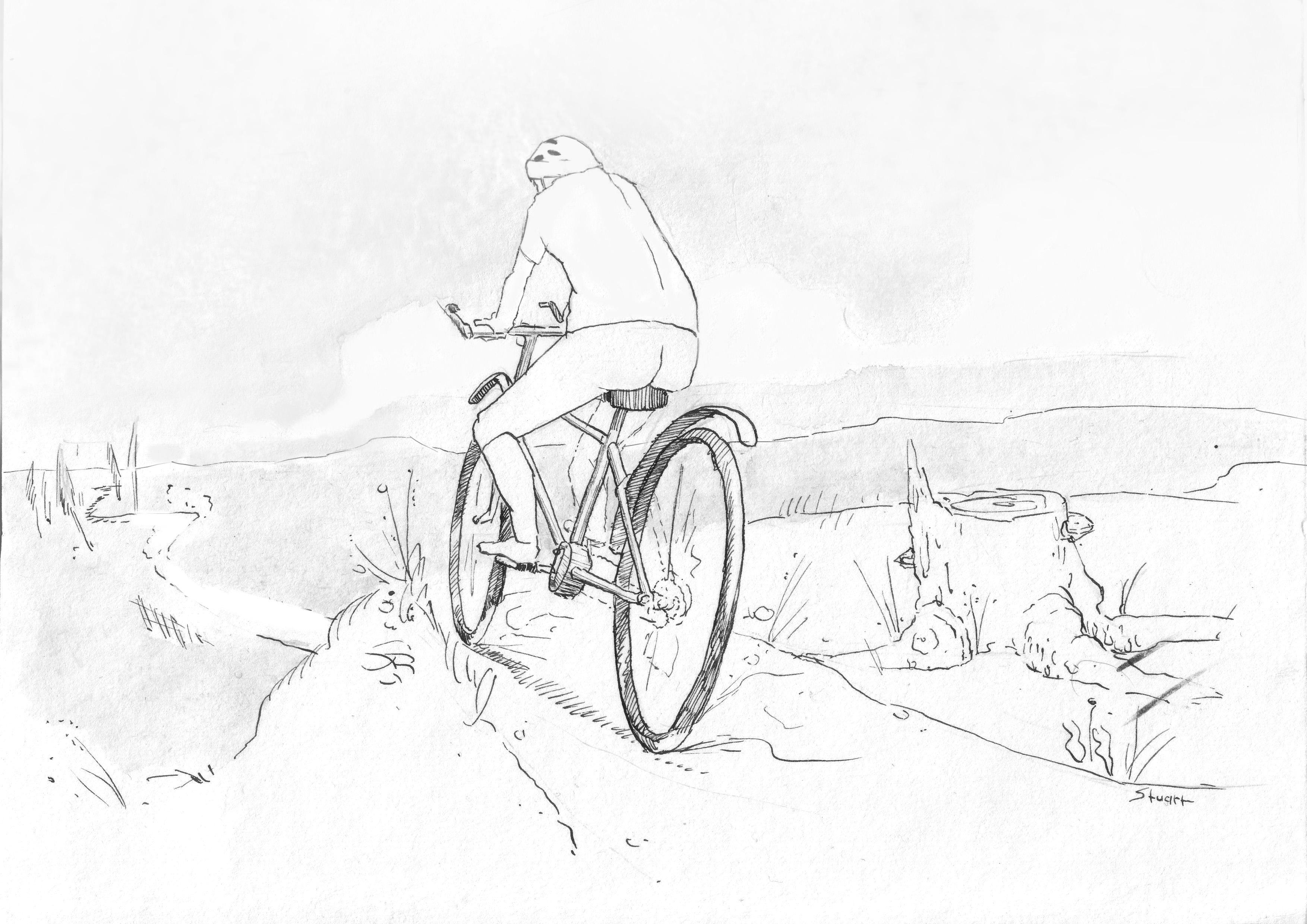 Zamyšlení se nad cyklistikou