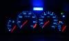 Peugeot 206 – úprava podsvícení budíků